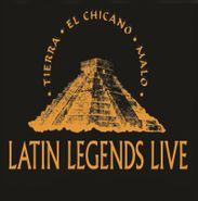 Various Artists, Latin Legends Live [Black Friday] (LP)
