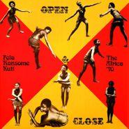 Fela Anikulapo Kuti & Afrika 70, Open & Close [Record Store Day Red & Yellow Vinyl] (LP)