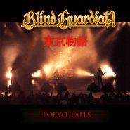 Blind Guardian, Tokyo Tales [Orange w/ Black Splatter Vinyl] (LP)