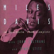 Miles Davis, In Stockholm 1960 Complete (CD)