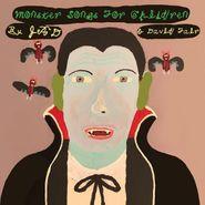 Jad & David Fair, Monster Songs For Children [Lime w/ Black Swirl Vinyl] (LP)