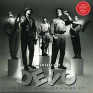 Devo, Somewhere With Devo: Live At The Palace 1988 + Remix Set [Record Store Day] (LP)