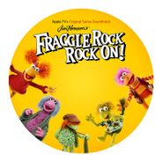 """Fraggle Rock, Fraggle Rock: Rock On! [OST] [Black Friday Picture Disc] (10"""")"""
