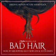 Kris Bowers, Bad Hair [OST] [Red Vinyl] (LP)