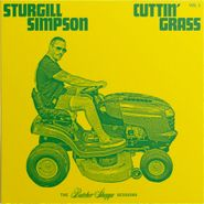Sturgill Simpson, Cuttin' Grass - Vol. 1 (The Butcher Shoppe Sessions) [Opaque Yellow/Opaque Green Vinyl] (LP)