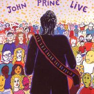 John Prine, John Prine (Live) [Opaque Yellow Vinyl] (LP)