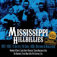 Various Artists, Mississippi Hillbillies (CD)