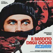 Ennio Morricone, The Blue-Eyed Bandit (Il bandito dagli occhi azzurri) [OST] [Record Store Day Blue Vinyl] (LP)