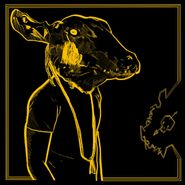 Shakey Graves, Roll The Bones X [Gold & Black Vinyl] (LP)