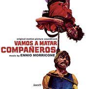 Ennio Morricone, Vamos a Matar, Compañeros [OST] (CD)