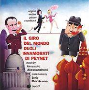 Alessandro Alessandroni, Il Giro Del Mondo Degli Innamorati Di Peynet [OST] (CD)