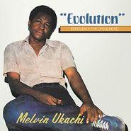 Melvin Ukachi, Evolution (Bring Back The Ofege Beat) [Clear Vinyl] (LP)