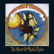 Jefferson Starship, The Best Of Mick's Picks [Clear Vinyl] (LP)