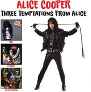 Alice Cooper, Three Temptations From Alice (CD)