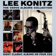 Lee Konitz, The Verve Albums Collection (CD)