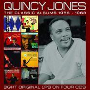 Quincy Jones, The Classic Albums 1956-1963 (CD)