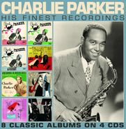 Charlie Parker, His Finest Recordings (CD)