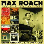 Max Roach, The Collaborations (CD)