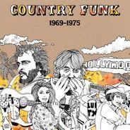 Various Artists, Country Funk 1969-1975 [Orange Swirl Vinyl] (LP)