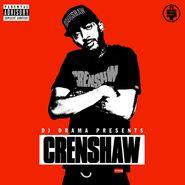 Nipsey Hussle Crenshaw Vinyl Lp Amoeba Music