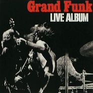 Grand Funk Railroad, Live Album [180 Gram Red Vinyl] (LP)