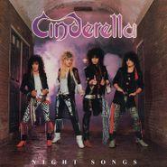 Cinderella, Night Songs [180 Gram Red Vinyl] (LP)