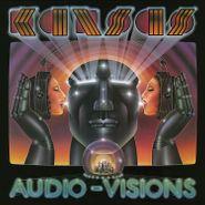 Kansas, Audio-Visions [180 Gram Translucent Blue Swirl Vinyl] (LP)