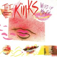 The Kinks, Word Of Mouth [180 Gram Red Vinyl] (LP)