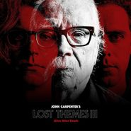 John Carpenter, Lost Themes III: Alive After Death (CD)