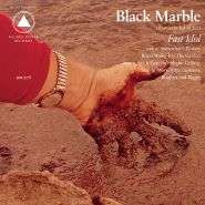 Black Marble, Fast Idol [Gold Nugget Colored Vinyl] (LP)