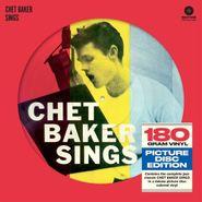 Chet Baker, Chet Baker Sings [Picture Disc] (LP)