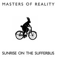Masters Of Reality, Sunrise On The Sufferbus [Black Friday Uncolored Vinyl] (LP)