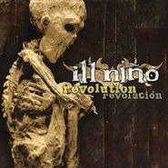 Ill Niño, Revolution Revolución [Dark Green w/ Yellow Splatter Vinyl] (LP)