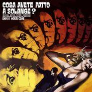 Ennio Morricone, Cosa Avete Fatto A Solange? [OST] [Colored Vinyl] (LP)