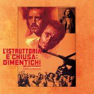 Ennio Morricone, L'istruttoria E'Chiusa Dimentichi [OST] [Colored Vinyl] (LP)