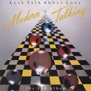 Modern Talking, Let's Talk About Love [180 Gram Cherry Colored Vinyl] (LP)