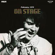 Elvis Presley, On Stage [180 Gram Red Vinyl] (LP)