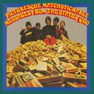Status Quo, Picturesque Matchstickable Messages From The Status Quo [180 Gram Colored Vinyl] (LP)