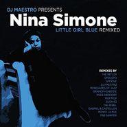 Nina Simone, Little Girl Blue: Remixed [180 Gram Pink Vinyl] (LP)