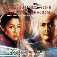 Tan Dun, Crouching Tiger, Hidden Dragon [OST] [Red Vinyl] (LP)