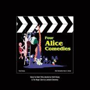 Paul Dessau, Four Alice Comedies [OST] [Pink Vinyl] (LP)