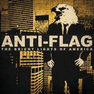 Anti-Flag, The Bright Lights Of America [180 Gram Blue Vinyl] (LP)