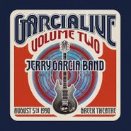 Jerry Garcia Band, GarciaLive Vol. 2: August 5th 1990, Greek Theatre (LP)