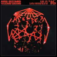 King Gizzard And The Lizard Wizard, Live In San Francisco '16 [Fog/Sunburst Colored Vinyl] (LP)