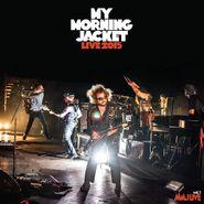 My Morning Jacket, Live 2015 [White Vinyl] (LP)
