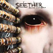 Seether, Karma & Effect [Burgundy Vinyl] (LP)