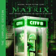 Don Davis, The Matrix: The Complete Edition [OST] [Record Store Day Colored Vinyl] (LP)