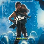James Horner, Aliens [OST] [Record Store Day Colored Vinyl] (LP)