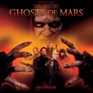 John Carpenter, John Carpenter's Ghosts Of Mars [OST] [Colored Vinyl] (LP)