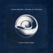 Lukas Nelson, A Few Stars Apart [Black w/White Splatter Vinyl] (LP)